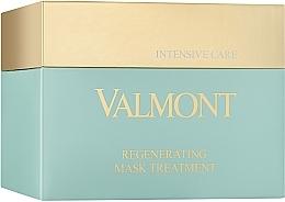 Parfums et Produits cosmétiques Valmont Intensive Care Regenerating Mask Treatment - Coffret soin au collagène pour visage (masque/5x35g + sérum/5x1.8ml + eau/60ml)