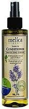 Parfums et Produits cosmétiques Après-shampooing à l'extrait de lavande - Melica Organic Leave-in Protecting Colour Conditioner