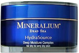 Parfums et Produits cosmétiques Crème aux minéraux de la mer morte pour visage - Mineralium Hydra Source Deep Moisture Complex