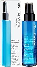 Parfums et Produits cosmétiques Brume d'eau texturisante pour cheveux fins - Shu Uemura Art of Hair Muroto Volume Hydro Texturising Mist