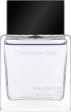 Parfums et Produits cosmétiques Christopher Dark Eau de Furie Men - Eau de Toilette