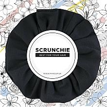 Parfums et Produits cosmétiques Chouchou, noir, Knit Classic - MakeUp Hair Accessories