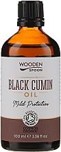 Parfums et Produits cosmétiques Huile bio de cumin noir - Wooden Spoon Black Cumin Oil