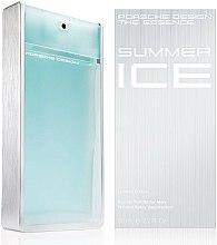 Parfums et Produits cosmétiques Porsche Design The Essence Summer Ice - Eau de Toilette