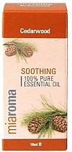 Parfums et Produits cosmétiques Huile essentielle de cèdre 100% pure - Holland & Barrett Miaroma Cedarwood Pure Essential Oil