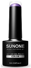 Parfums et Produits cosmétiques Vernis semi-permanent - Sunone UV/LED Gel Polish Color