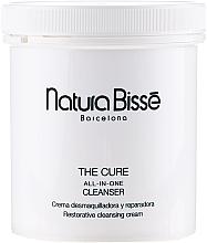 Crème à l'extrait de thé vert pour visage - Natura Bisse The Cure All-In-One Cleanser — Photo N2