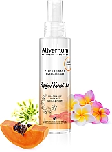 Parfums et Produits cosmétiques Brume corporelle parfumée à la papaye et fleur de Lei - Allverne Nature's Essences Body Mist