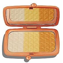 Parfums et Produits cosmétiques Palette d'enlumineurs - Makeup Revolution Renaissance Illuminate Highlighter Palettes
