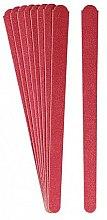 Parfums et Produits cosmétiques Set limes à ongles flexibles, double face, 12 cm - Titania