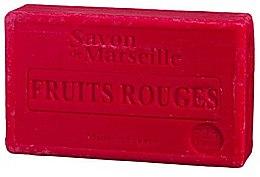 Parfums et Produits cosmétiques Savon de Marseille aux fruits rouges - Le Chatelard 1802 Red Fruit Soap