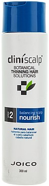 Après-shampooing à l'huile de tournesol et romarin - Joico Cliniscalp Balancing Scalp Nourish For Natural Hair — Photo N1