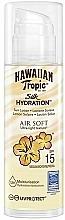 Parfums et Produits cosmétiques Lotion solaire pour corps - Hawaiian Tropic Silk Air Soft Sun Lotion SPF 15