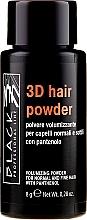 Parfums et Produits cosmétiques Poudre au panthénol pour cheveux - Black Professional Line 3D Hair Powder