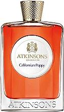 Parfums et Produits cosmétiques Atkinsons Californian Poppy 2017 - Eau de Toilette