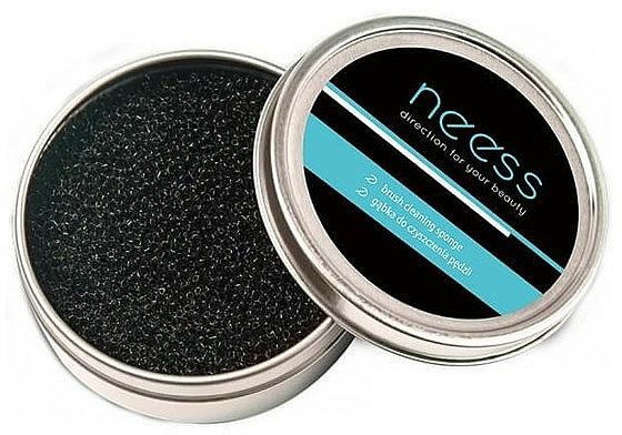 Éponge nettoyante pour pinceaux maquillage - Neess Brush Cleaning Mat