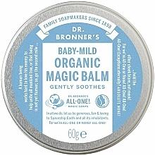 Parfums et Produits cosmétiques Baume bio à l'huile d'avocat et cire d'abeille pour corps - Dr. Bronner's Organic Magic Balm Baby-Mild
