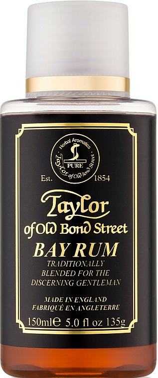 Taylor of Old Bond Street Bay Rum - Lotion après-rasage
