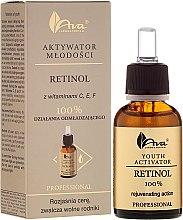 Parfums et Produits cosmétiques Sérum à la vitamine C, E, F et rétinol pour visage - Ava Laboratorium Youth Activators Serum