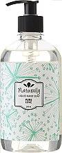 Parfums et Produits cosmétiques Savon liquide à l'huile de verveine et vétiver pour mains - Naturally Hand Soap Pure Love