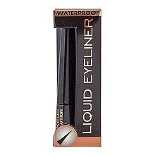 Parfums et Produits cosmétiques Eyeliner liquide - Makeup Revolution Liqued Eyeliner Waterproof