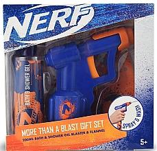 Parfums et Produits cosmétiques Coffret cadeau - EP Line Nerf Blaster Set (sh/gel/200ml + toy)
