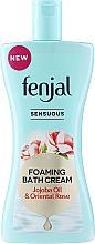 Parfums et Produits cosmétiques Crème de bain à l'huile de jojoba et arôme de rose - Fenjal Sensual Rose Cream Bath