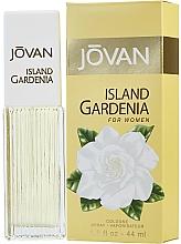 Parfums et Produits cosmétiques Jovan Island Gardenia - Eau de Cologne