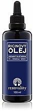 Parfums et Produits cosmétiques Huile de ricin pressée à froid pour visage et corps - Renovality Original Series Castor Oil Cold Pressed