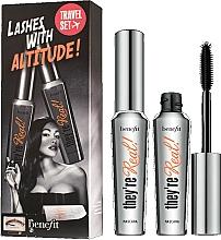 Parfums et Produits cosmétiques Set (mascara/8.5mlx2) - Benefit Lashes With Altitude Mascara