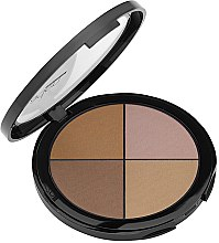 Parfums et Produits cosmétiques Palette de contouring - Aden Cosmetics Contouring Palette