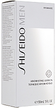 Tonique hydratant - Shiseido Men Hydrating Lotion — Photo N2