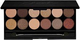 Parfums et Produits cosmétiques Palette de fards à paupières - Sleek MakeUP i-Divine Eyeshadow