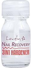 Parfums et Produits cosmétiques Durcisseur pour ongles - Lovely Nail Recovery 3 in 1 Hardener