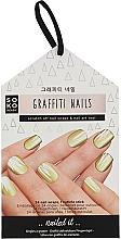 Parfums et Produits cosmétiques Autocollants nail art et bâtonnet cuticules - Soko Ready Graffiti Nails