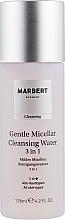 Parfums et Produits cosmétiques Eau micellaire pour visage,yeux et lèvres - Marbert Cleansing Gentle Micellar Cleansing Water 3-in-1