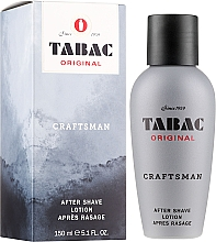 Parfums et Produits cosmétiques Maurer & Wirtz Tabac Original Craftsman - Lotion après-rasage