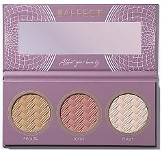 Parfums et Produits cosmétiques Palette contouring - Affect Cosmetics Contour Palette 2