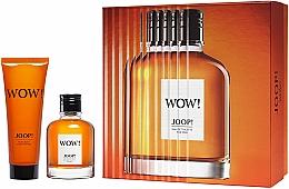 Parfums et Produits cosmétiques Joop! Wow! - Coffret cadeau (eau de toilette/60ml + gel douche/75ml)