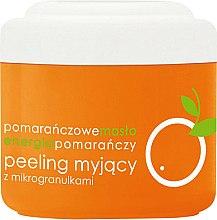 Parfums et Produits cosmétiques Gommage d'orange à grain moyen pour corps - Ziaja Body Peeling