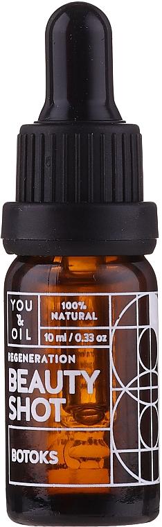 Sérum pour visage - You & Oil Beauty Shot Botoks Oil / Regeneration Face Serum — Photo N3