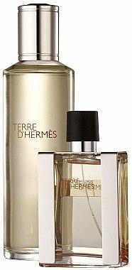 Hermes Terre dHermes - Coffret (eau de toilette/30ml + eau de toilette/125ml) — Photo N1