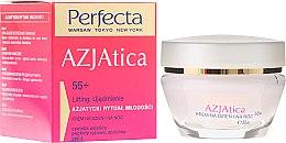 Parfums et Produits cosmétiques Crème de jour et nuit à l'extrait de centella asiatica, SPF6 - Perfecta Azjatica Day & Night Cream 55+