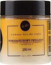 Parfums et Produits cosmétiques Crème-mousse à l'huile d'amande douce et vitamine E pour corps - Lalka