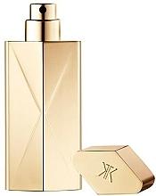 Parfums et Produits cosmétiques Vaporisateur de parfum rechargeable - Maison Francis Kurkdjian Globe Trotter Travel Spray Case Gold Edition