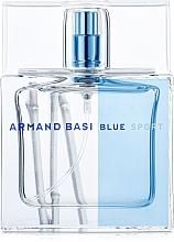 Parfums et Produits cosmétiques Armand Basi Blue Sport - Eau de Toilette