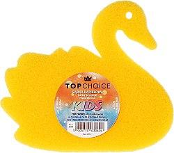 Parfums et Produits cosmétiques Éponge de bain Cygne 30604, jaune - Top Choice