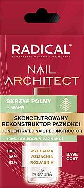 Reconstructeur d'ongles concentré - Farmona Radical Nail Architect