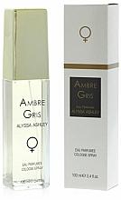 Parfums et Produits cosmétiques Alyssa Ashley Ambre Gris - Eau de Cologne