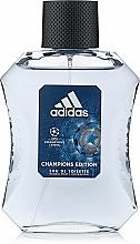 Parfums et Produits cosmétiques Adidas UEFA Champions League Champions Edition - Eau de Toilette